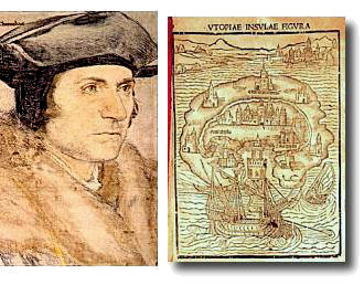 A comparison of the utopia by thomas more and republic by plato