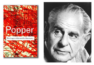 karl popper falsification essays Critical rationalism is the philosophy developed by karl popper  which also contains 33 critical essays and popper  popper's emphasis on falsification.